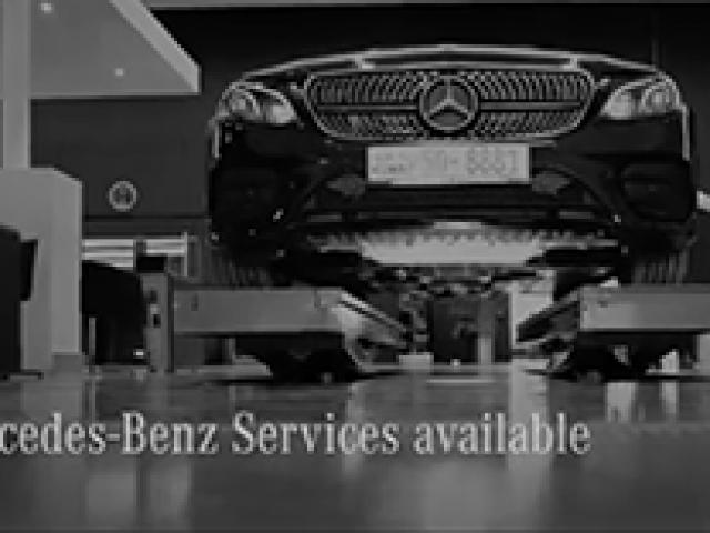 Mercedes Benz Kuwait – Al Rai Service Center