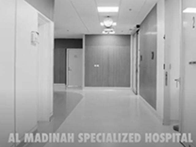 NMG- Al Madina Specialize Hospital, Saudi Arabia