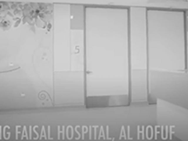 NMG Healthcare Workspace Solutions – King Faisal Hospital Hofuf, Saudi Arabia