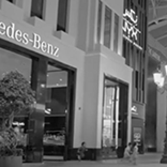 Mercedes Benz Kuwait – Avenues Mall